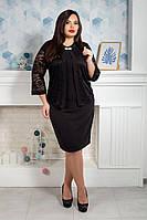 Платье- костюм женское, размеры 52,54,56,58, фото 1