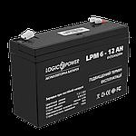 Аккумуляторы AGM LOGICPOWER 4 - 6 V (4.5-14 АН)