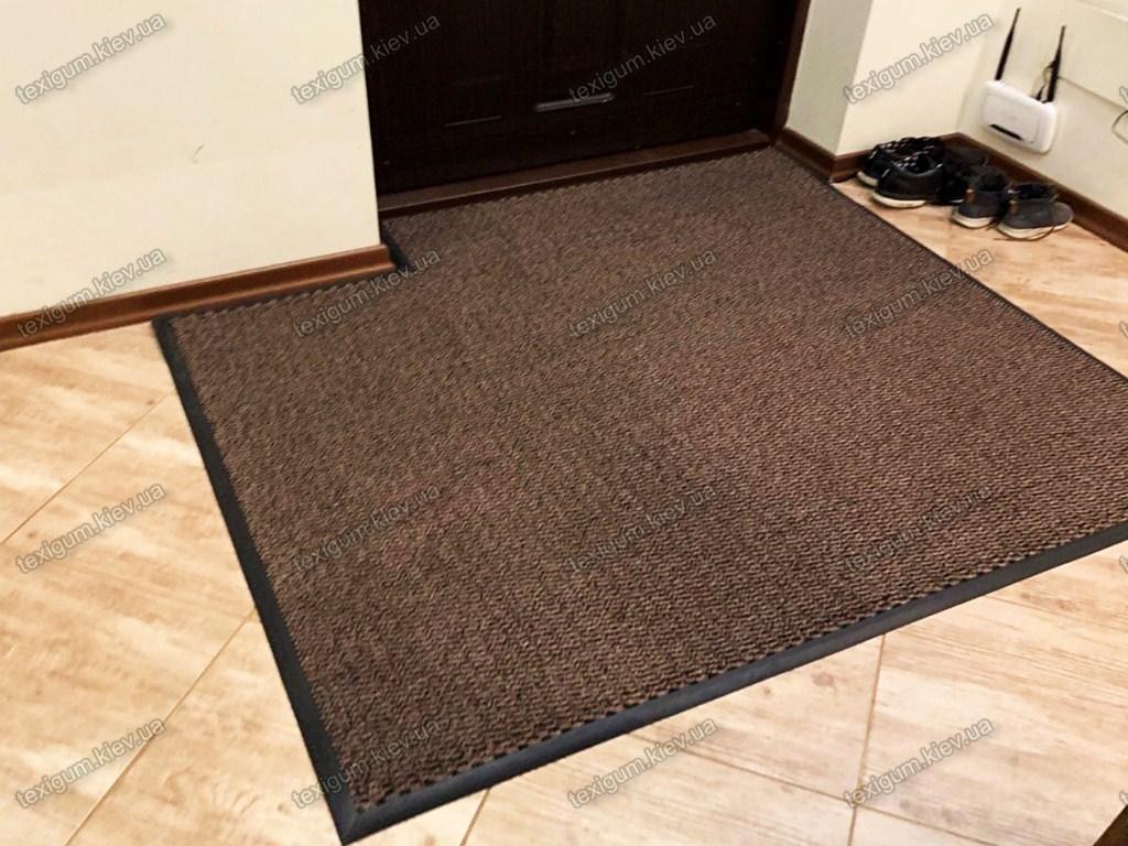 Ковер грязезащитный Стандарт в интерьере помещения