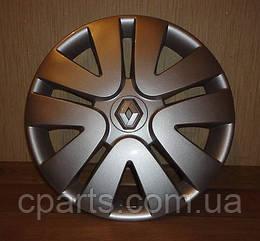 """Колпак колесный 15"""" Renault Megane 3 хетчбек (оригинал)"""