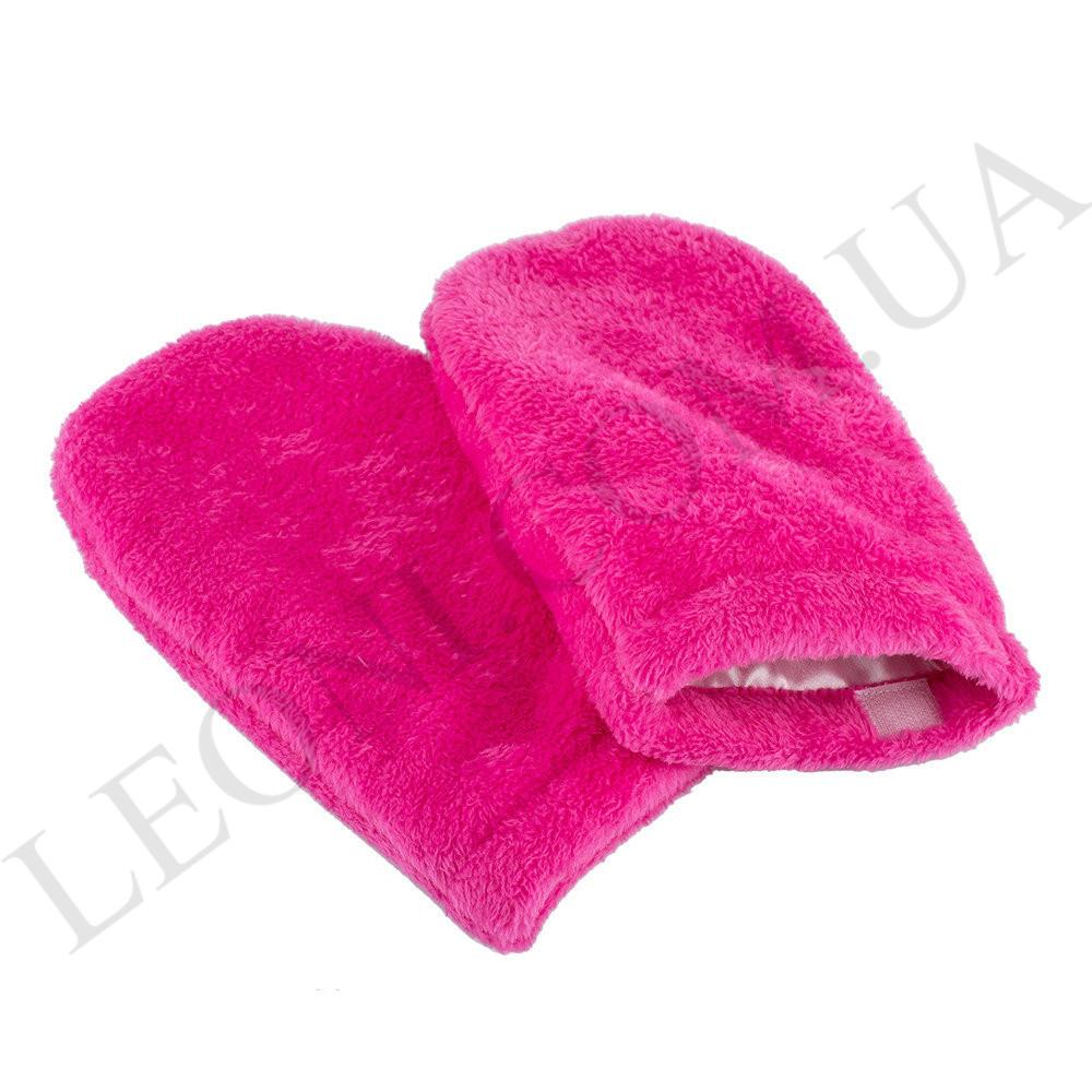 Варежки, рукавички для парафинотерапии Elit-Lab (Розовый, Зеленый, Белый)