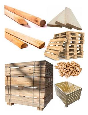 """ТОВ """"Рівне Трансагро"""" виробництво деревяних піддонів, (садово-паркових) кілків та регелів."""