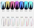 Втирка перлова для дизайну нігтів-07, фото 3