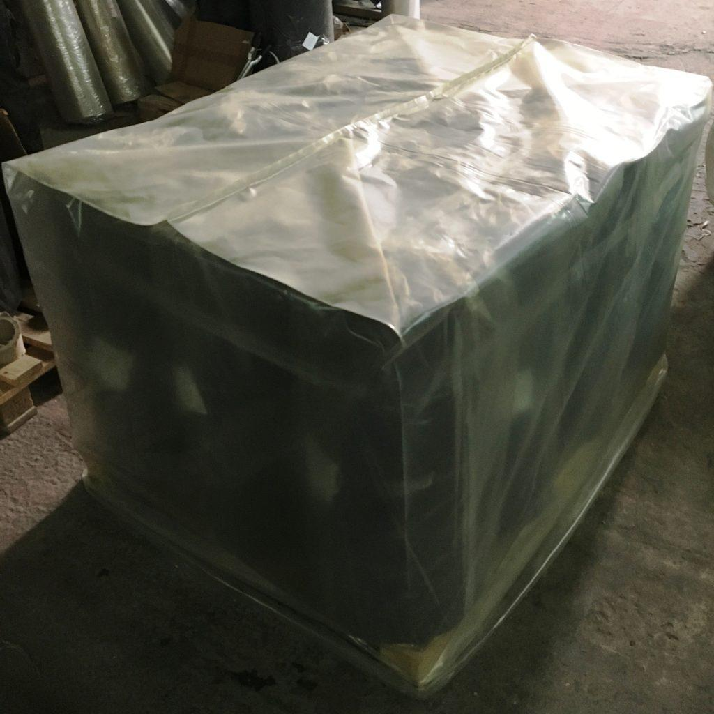 Термоусадочная пленка для упаковки паллет 1200x1200