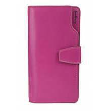 Портмоне Baellerry 1503 Business Фиолетовый