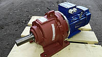 Мотор - редуктор 3МП50 - 224 с эл. двиг. 11 кВт 1500 об/мин