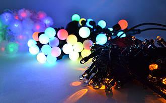 Светодиодные гирлянды, новогодние, праздничные