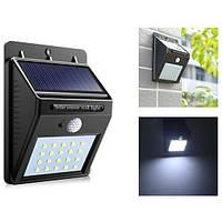 Уличный светодиодный фонарь с датчиком движения Solar motion SH09-20