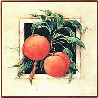 Набор Папертоль - Спелые абрикосы, 20x20 см, 1 шт