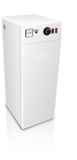 Электрический котел 4 кВт Титан напольный