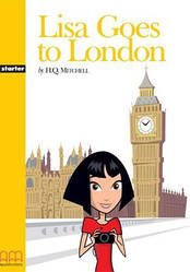 Graded Readers 1 Lisa Goes to London Student's Book