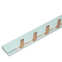 Шина гребенчатая 1-полюсная на 57 модулей (1 метр) 10388 Schneider Electric