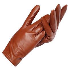 Стандартные кожаные перчатки для женщин