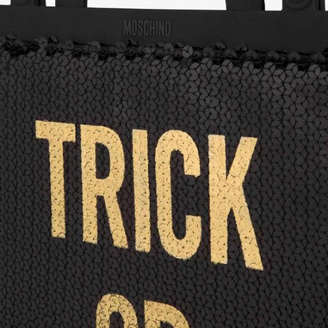Женская сумка шоппер Moschino Trick or Chic