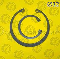 Кольцо стопорное DIN 472 Ф32, фото 1