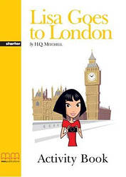 Graded Readers 1 Lisa Goes to London Activity Book