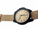 Часы кварцевые мужские  AAM+ Песочный, фото 3