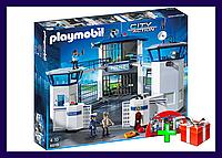 Плеймобил Полицейский участок Playmobil 6919(made in EU)