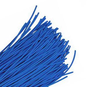 Термоусадочные трубки W-1-H 100шт 1 метр (1.5мм-0.75мм) термоусадка, синий