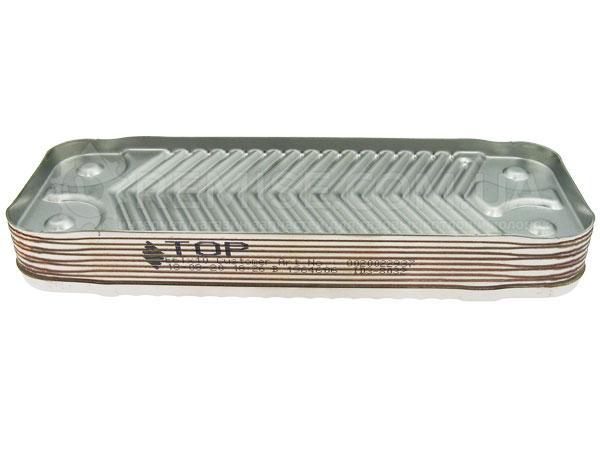 Вторичный теплообменник Saunier Duval ThemaClassic, Combitek, Semia - S1005800