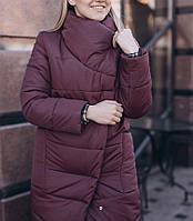 Зимняя удлиненная женская куртка Stimma Гледис