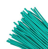 Термоусадочные трубки W-1-H 100шт 1 метр (2.0мм-1.0мм) термоусадка, зеленый