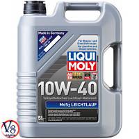 Масло моторное Liqui Moly MoS2 Leichtlauf 10W40 (1931) 5л