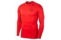 Термобелье мужское Nike Top Tight LS Mock BV5592-657 Красный
