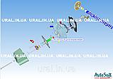 Втулка клапана КАМАЗ направляющая  740.1007032, фото 2