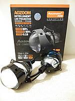 Bi-LED линза AOZOOM А5, 3 дюйм, 35W, 3600LM, 12V, 5500K