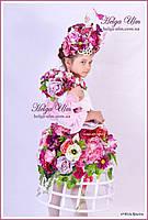 """Карнавальний костюм """"Королева квітів"""", """"Фея цветов"""", """"Весна"""" - ПРОКАТ по Україні, фото 1"""