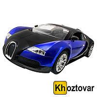 Машинка-трансформер радиоуправляемая Bugatti Veyron | Масштаб 1:12