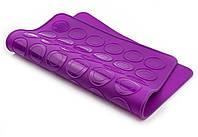 Силиконовый коврик для макаронс, бизе