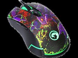 Оптическая игровая мышь Б/У Marvo Scorpion G929 (6 кнопок, 6000 dpi, подсветка)