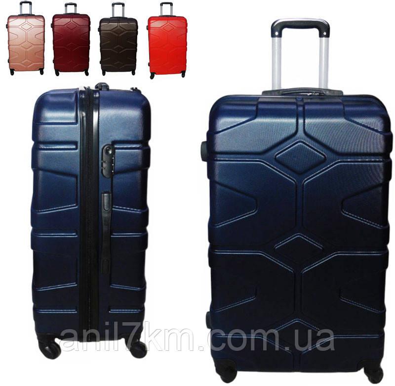 Средний чемодан ABS пластик