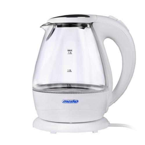 Чайник электрический стеклянный Mesko MS 1245