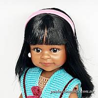 Ободок розовый для кукол
