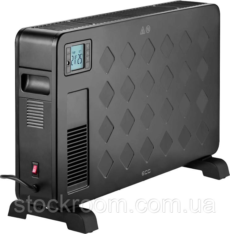 Конвектор электрический ECG TK 2040 DR black