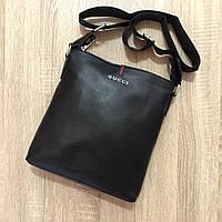 Мужская сумка Gucci Кожаная