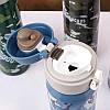 Термос камуфляж 500 мл с поилкой  нержавейка, фото 5