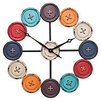 Настенные часы Buttons
