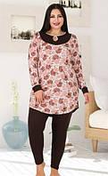 Пижама женская 168 хлопок Lady Lingerie