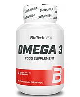Комплекс незаменимых жирных кислот BioTech Omega 3 (90 капс)