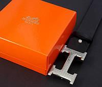 Кожаный ремень Hermes ( унисекс )