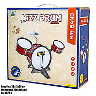 Барабанная установка Jazz Drum 6624-5