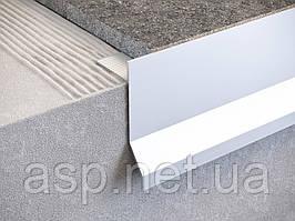 Алюмінієвий профіль-капельник для балконів і терас