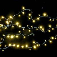 Светодиодная гирлянда Luca Lighting Змейка с коннектором теплый белый 10 м