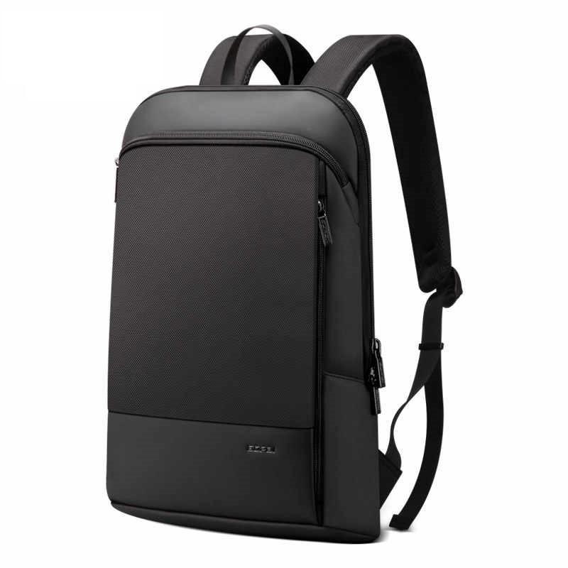Ультратонкий рюкзак Bopai 851-023331 с тремя отделениями и карманом для ноутбука, 15л