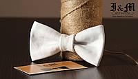 Кожаная галстук-бабочка I&M (010803)