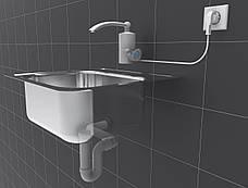 Нагреватель воды сетевой (боковое подключение) FALA, фото 2
